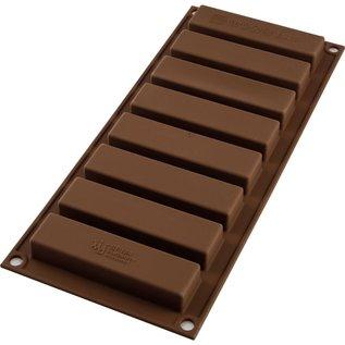 Silikomart Silikomart Chocolate Mould My Snack