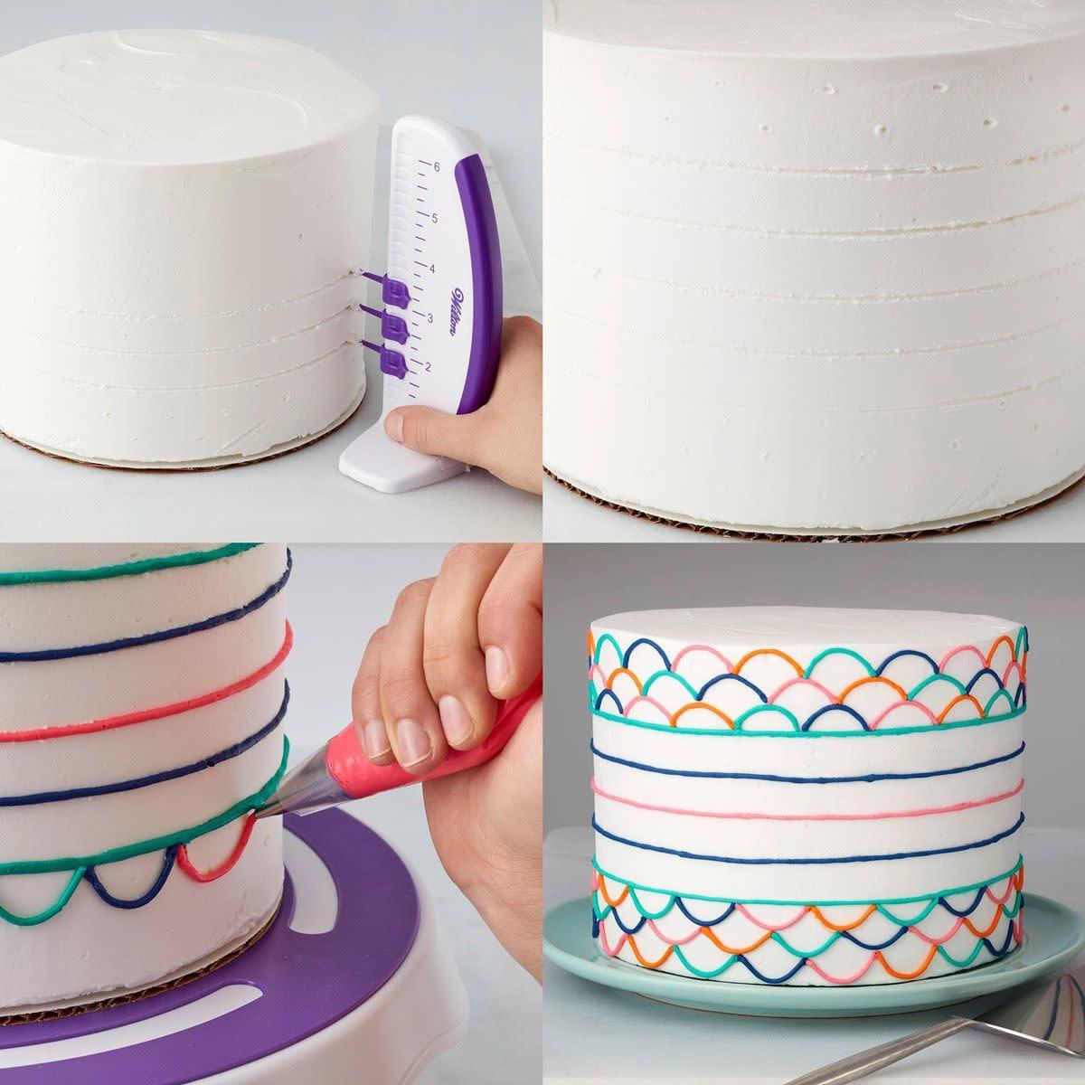 Fantastic Wilton Cake Marker Sweetycakeshop Funny Birthday Cards Online Barepcheapnameinfo