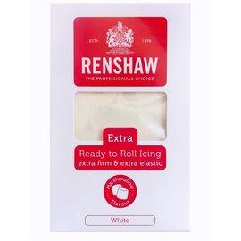 Renshaw Renshaw Rolfondant Extra 1kg - White Marshmallow