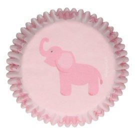 FunCakes FunCakes Baking Cups -Baby Girl- pk/48