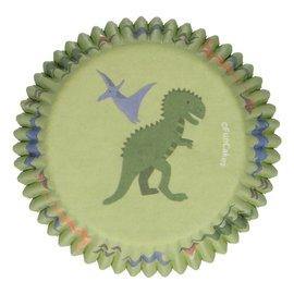 FunCakes FunCakes Baking Cups -Dino- pk/48