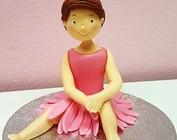 Boetseer een ballerina online