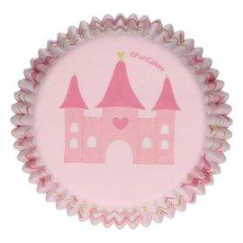 FunCakes FunCakes Baking Cups -Princess- pk/48