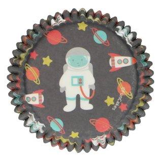 FunCakes FunCakes Baking Cups -Space- pk/48