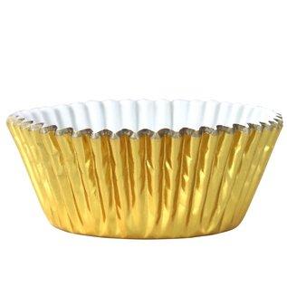 PME PME Baking Cups Goud 30 stuks