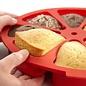 PizzaTaart bakvorm #pizzacake