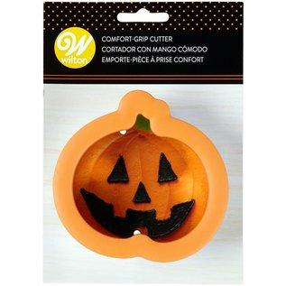 Wilton Wilton Comfort Grip Cutter Pumpkin