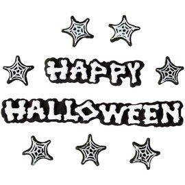 Wilton Wilton Icing Decorations Happy Halloween pk/12