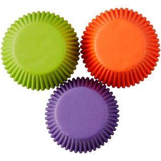 Wilton Wilton Baking Cups Assorted Solid Color pk/75