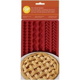 Wilton Wilton Silicone Pie Crust Mold