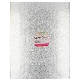 FunCakes FunCakes Cake Drum Rechthoek 45,5 x 35,5cm