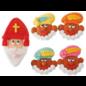 Suikerhoofdjes 1 Sinterklaas 4 Pieten