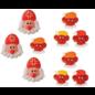 Suikerhoofdjes 3 Sinterklaasjes 7 Pietjes