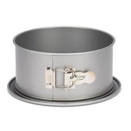 Patisse Patisse Silver-Top Springvorm Hoge Rand Ø18x9cm
