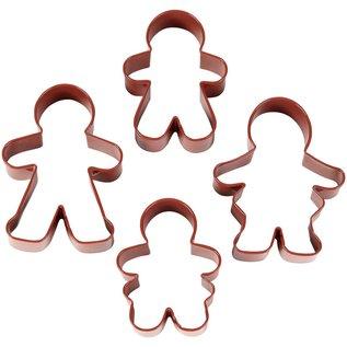 Wilton Wilton Cookie Cutter Set Gingerbread Set/4