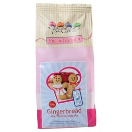FunCakes FunCakes Special Edition Mix voor Gingerbread 500g