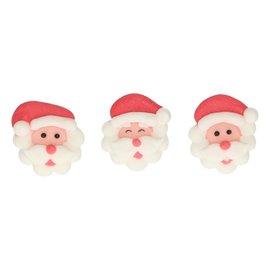 FunCakes FunCakes Suikerdecoratie Kerstman Set/8