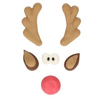 FunCakes FunCakes Suikerdecoratie Rudolph