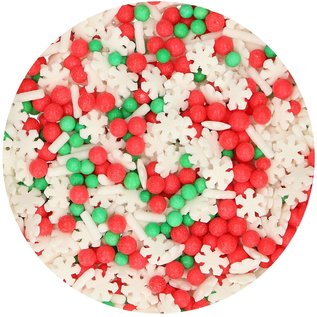 FunCakes FunCakes Sprinkle Medley -Christmas- 60g