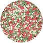 FunCakes FunCakes Mini Confetti Kerst 60g