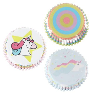 PME PME Baking Cups Unicorn pk/60