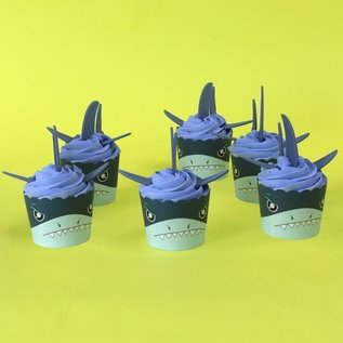 PME PME Cup Kit Shark Attack pk/6