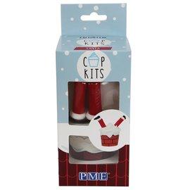PME PME Cup Kit Santa pk/6