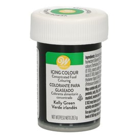 Wilton Wilton Kleurgel - Kelly Green/Groen