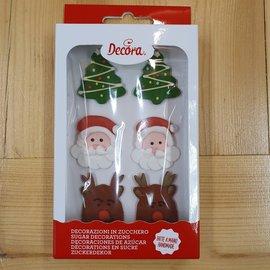 Decora Decora Kerst Suikerdecoratie