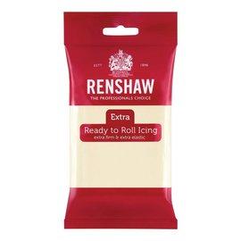 Renshaw Renshaw Rolfondant Extra 250g - White Chocolate Flavoured-