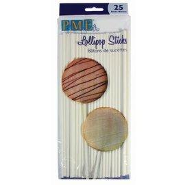 PME PME Lollipop Sticks -20cm- pk/25