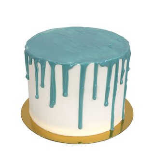 PME PME Blue Chocolate Flavoured Luxury Cake Drip 150g