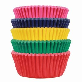 PME PME Mini Baking Cups Carnival pk/100