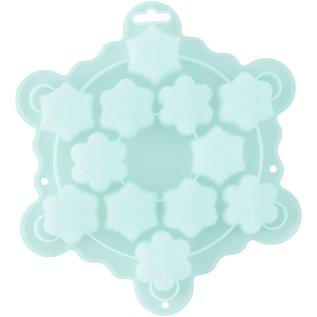 Wilton Wilton Silicone Mold Bite-Size Snowflake