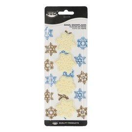 JEM JEM Angel Snowflakes Cutter set/4
