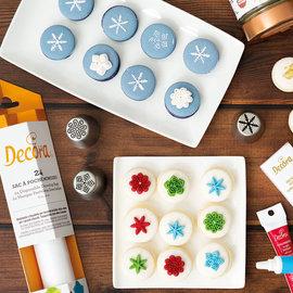 Decora Decora 3D Sneeuwvlok Nozzle