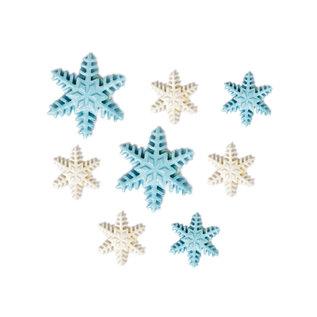 Decora Decora Sneeuwvlok Suikerdecoratie