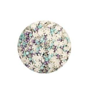 Sprinkles Medley Snowstorm Frozen-mix 100gr