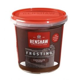 Renshaw Renshaw Pro Ready-To-Use Frosting Chocolate -400g-