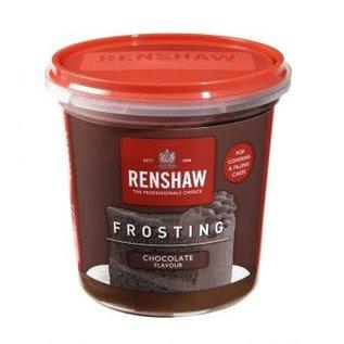Renshaw Renshaw Pro Ready-To-Use Frosting Chocolate -400g-