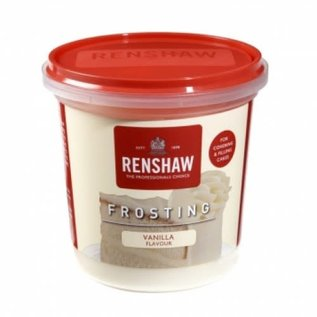 Renshaw Renshaw Pro Ready-To-Use Frosting Vanilla -400g-