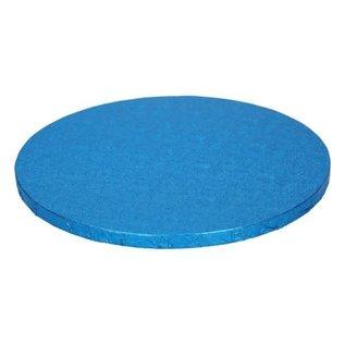 FunCakes FunCakes Cake Drum Rond Ø25cm -Blauw-