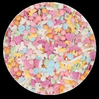 FunCakes FunCakes Sprinkle Medley - Pastel Unicorn 50g