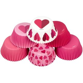 Wilton Wilton Baking Cups Be Mine pk/150