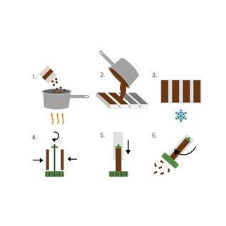 PME PME Choco Flaker Maker