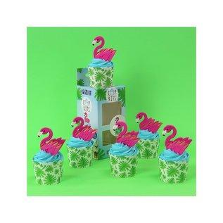 PME PME Cup Kit Flamingo pk/6
