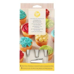 Wilton Wilton Cupcake Decorating Set/12