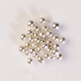 Zilveren Suikerparels 50gr