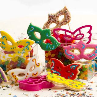 Decora Decora Maskers Uitsteker Set paars