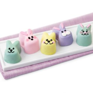 Wilton Wilton Silicone Petite Treat Mold -Bunny-